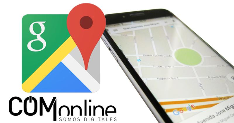 Google Maps ya no necesitará conexión a Internet