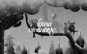 Laura Vivancos Ilustración Proyecto Web Comonline