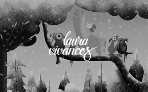 Laura Vivancos Ilustración Proyecto Web Comonline Grande
