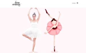 Laura Vivancos Ilustración Bailarina Comonline