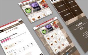 Desarrollo Ecommerce Kartox móvil y escritorio - Comonline