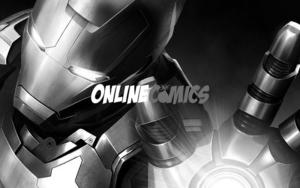 Online Comics Ironman