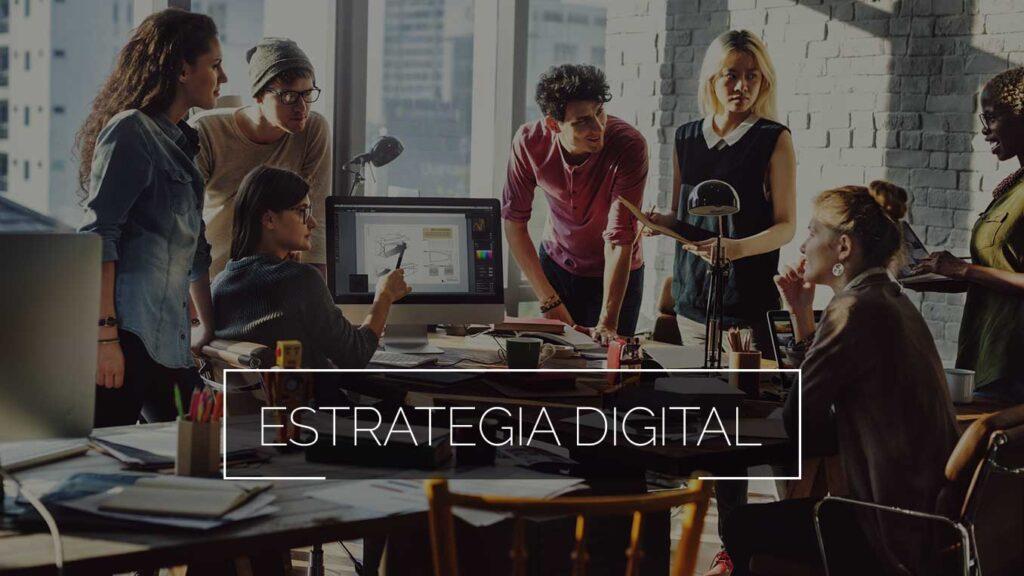 Imagen estrategia digital y consultoría Comonline