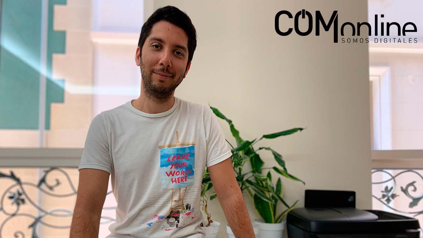 «De pequeño quería ser probador de videojuegos profesional»