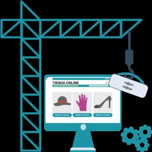 Mantenimiento web - Desarrollo web - Comonline