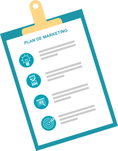Plan de marketing - Marketing digital - Comonline