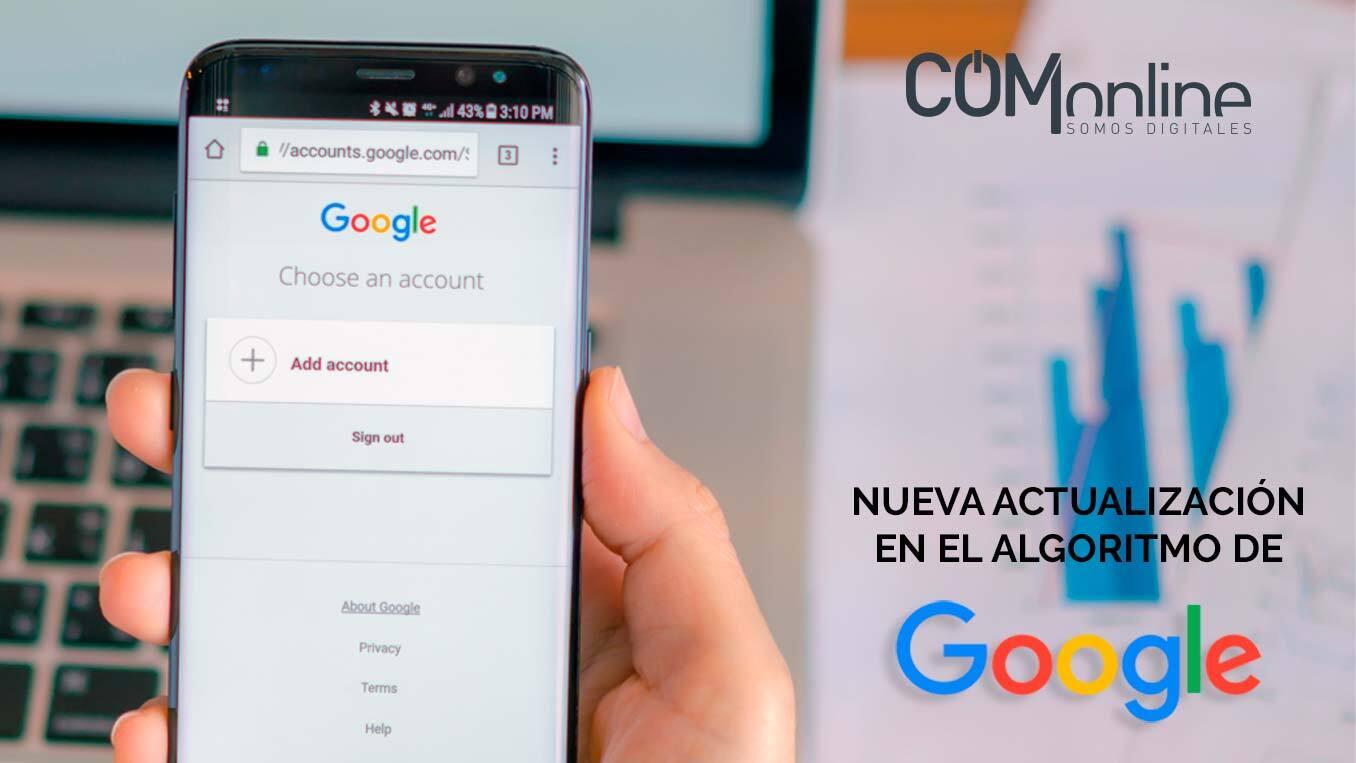 Nueva actualización en el algoritmo de Google, May 2020 Core Update