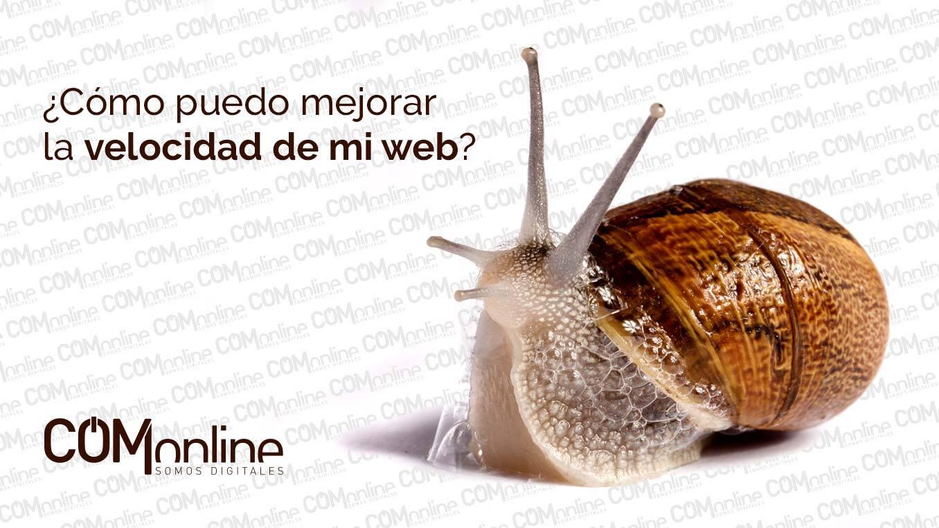 ¿Cómo mejorar la velocidad de una web?