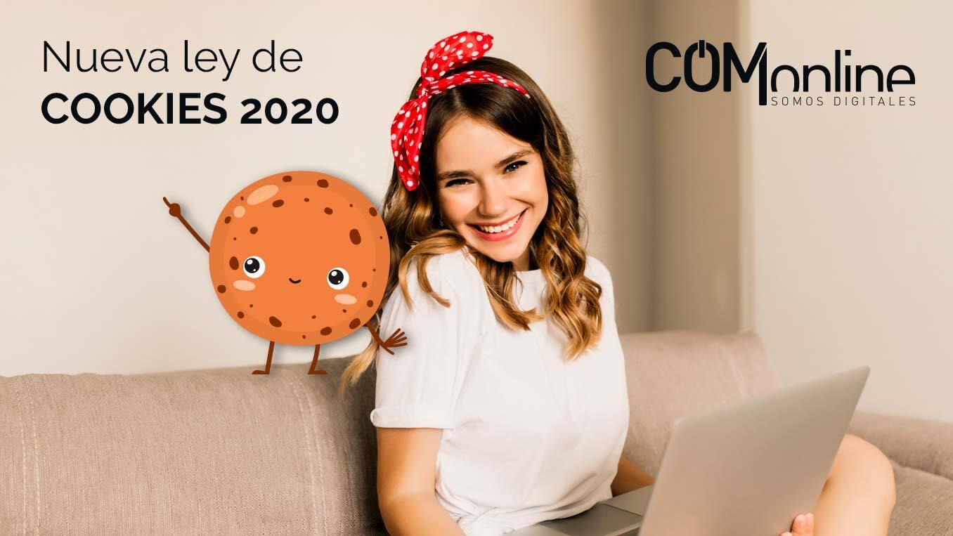 Nueva ley de cookies 2020