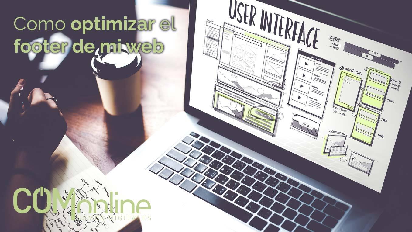 Qué es el Footer de mi web y cómo optimizarlo| Especialistas SEO | Comonline