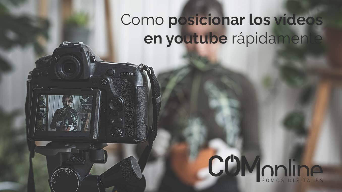 Cómo posicionar los videos en youtube